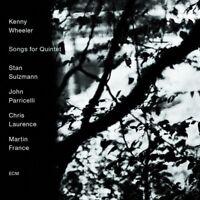 KENNY WHEELER - SONGS FOR QUINTET  CD NEW+