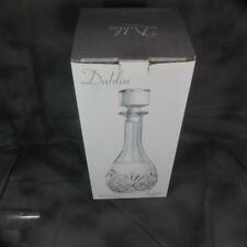 Dublin Crystal Wine Decanter, New, Shannon Crystal by Godinger
