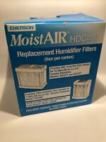 NEW Emerson MoistAir HDC411 Box Of 2 Replacement Humidifer Filters