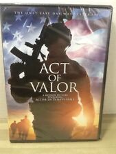 Act of Valor (DVD, 2012) New & Sealed