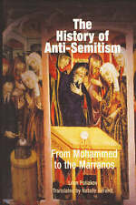 From Mohammed to the Marranos (The History of Anti-Semitism)-ExLibrary
