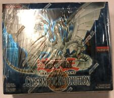 Yugioh Cybernetic Revolution Unl Edition 24-count Booster Box Card Game