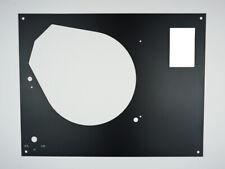 Thorens TD... für SME 160 165 166 MKII MKIV Deckplatte Face Plate Abdeckung BAI