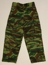 New listing Original 1960s-70s French Infantry Lizard Camo Trousers, Size 11