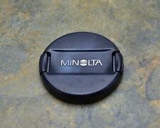 Genuine Minolta LF-1155 55mm Front Lens Cap Snap-On Auto Focus Lenses (#3279)