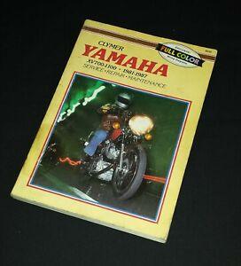 Yamaha Virago 1981-1987 (XV700, XV750, XV920, XV1000, XV1100) Clymer Manual M395