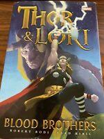 Thor And Loki Blood Brothers Marvel TPB Hardcover - ROBERT RODI