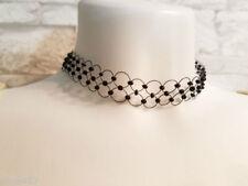 Markenlose Tattoo-Modeschmuck-Halsketten & -Anhänger aus Kunststoff