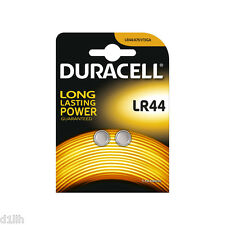 Duracell Electronics LR44 1.5V Alkaline Batteries - Pack of 2