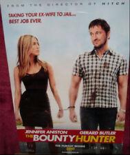 Cinema Poster: BOUNTY HUNTER, THE 2010 (One Sheet) Gerard Butler