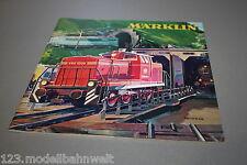 Märklin Katalog 1963/64 Spur H0