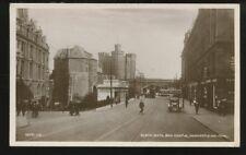 NEWCASTLE-UPON-TYNE Black Gate & Castle 1927 RP PPC