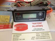 Temperatura de motor audible & Alarma de Baja Presión de Aceite, Motor TM4 solo Watchdog