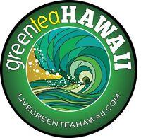 Green Tea Hawaii (60 Count box - Pineapple Strawberry)  Weight Loss ~ Diet