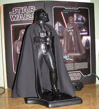 "Side Show Exclusive Limted Edition of 2500 1/4, 20"", Scale Darth Vader, USC#832"