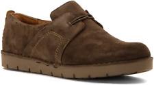 Clarks Ladies Shoes UN AVA Khaki Suede UK 5.5 / 39 UNstructured