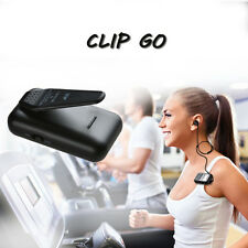 AGPtek 8GB LED Display Portable Clip MP3 Player with FM Radio Running Gym Sports