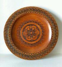 Wooden Vintage/Retro Decorative Plates & Buy Porcelain Vintage/Retro Decorative Plates   eBay
