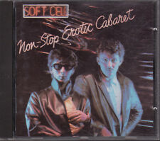 Non-Stop Erotic Cabaret by Soft Cell (CD, 1987, Vertigo) West Germany