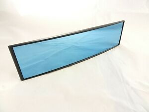 TGR Motorsport Wide Clip On Convex Rear View Track Mirror Universal