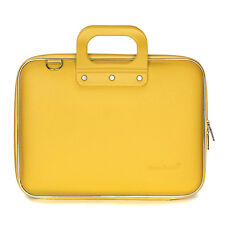 """Bombata - Yellow Medio Classic 13"""" Laptop Case/Bag with Shoulder Strap"""