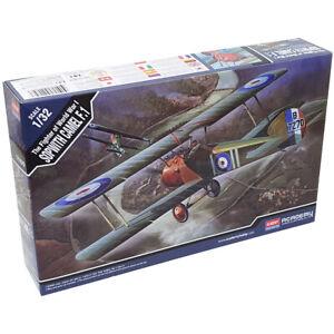 Academy 12109 Sopwith Camel F.1 WWI Fighter Plane Plastic Model Kit 1:32