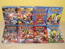POKEMON DIAMOND & PEARL ADVENTURES vol 1-8 - Complete Manga Series VIZKIDS Ihara