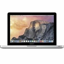 Apple MacBook Pro 13.3'' Core i5 2.4Ghz 4GB 500GB Late 2011 12 months  Warranty