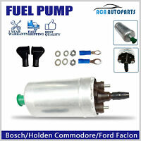 Fuel Pump For Holden VL COMMODORE inc Turbo RB20E RB30E RB30ET External Electric
