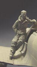 AC Models WW2 Douglas Bader RAF Ace figure 1/32nd Unpainted kit