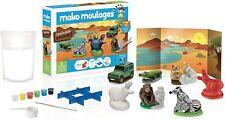 Mako Moulages - Destination Savane - 6 Moules