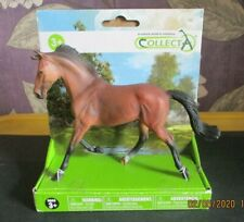 CollectA Figurine-Bay Thoroughbred Mare Horse-New