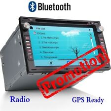 "Car Radio For VW Peugeot Passat MK4 5 Golf 307 SatNavi GPS DVD BT 3G 7"" 7648GBP"