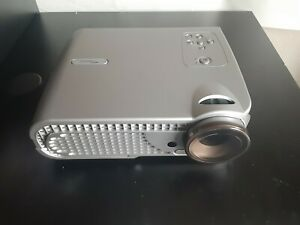 Optoma EP 732B Projector with Carrying Case Remote Software and Cables Included