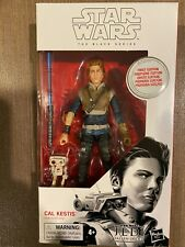STAR WARS BLACK SERIES CAL KESTIS PREMIER EDITION FIRST DAY WHITE BOX MISB