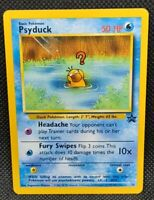 POKÉMON~PSYDUCK~20~PROMO~BLACK STAR~NEAR MINT- ~ITALIANO