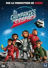 Les Chimpanzés de l'espace (DVD) NEUF