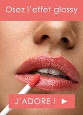 Couleur Caramel - Lip Gloss Effet Mat - N°au choix - 6 ml BIO & NEUF