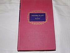 Vintage Robert Stevenson 1949 World's Greatest Literature TREASURE ISLAND Book