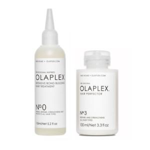 Olaplex No.0 Bond Building Hair Treatment + No. 3 Hair Perfector SET