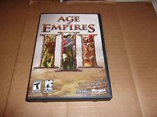Age Of Empires lll,3 - (PC,2005)