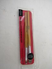 bamboo concealer brush duo essence of beauty  Lot of 20