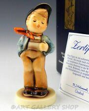 "Hummel Goebel Figurine 3-3/4"" LUCKY FELLOW LITTLE BOY #560 Mint Box"