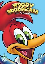 Woody Woodpecker And friends (DVD) *NEW & SEALED*