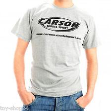 Carson T-Shirt Carson Logo grau Grösse L # 500909105