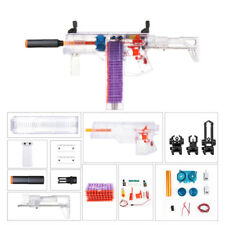 Worker Mod Dominator Blaster Full-automatic DIY Kits Type B Color Tansparent