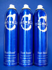 TIGI CATWALK ROOT BOOST SPRAY FOR TEXTURE & LIFT 8.5 OZ dented LOT OF 3