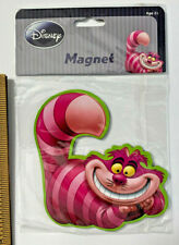Disney Car Magnet Cheshire Cart Alice in Wonderland    -   New in package