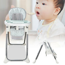 Baby Kinderstuhl Hochstuhl Babystuhl Verstellbar 5 in1 Klappbar Klappstuhl 3Wahl