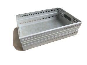 Aluminium Airline Drawer (set of 7)